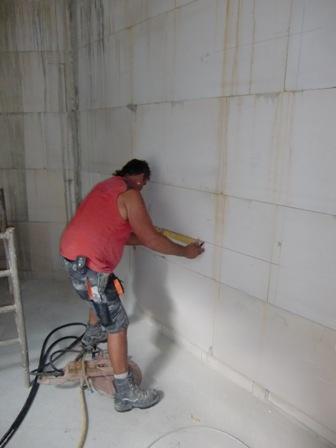 Wanddurchbruch in tragender Wand - Dornbach Betonsägen, deutschlandweit