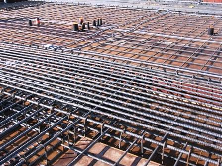 Armierung baulexikon - Type of foundation concept ...