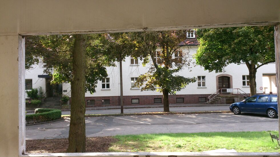 Fenster�ffnung, Wanddurchbruch